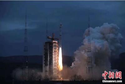 太原成功發射「海洋二號B衛星」