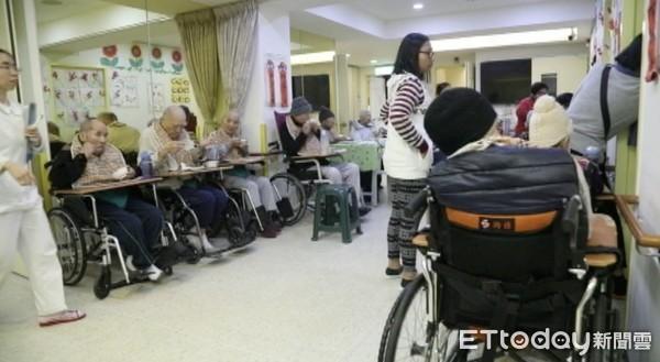 台灣進入「高齡社會」 延緩老化成一大難題(圖/記者張凱喨攝)