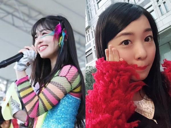 ▲▼女偶像櫻雪新宿車站突然被打,網友驚兇手是「撞人男」。(圖/翻攝自推特/櫻雪)