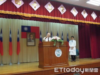 高榮台南分院 強調榮民精神