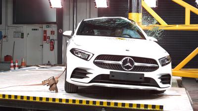 台灣3款重量級新車安全評鑑出爐