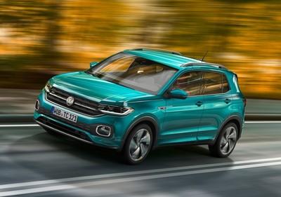 福斯全新T-Cross歐洲只賣63.4萬