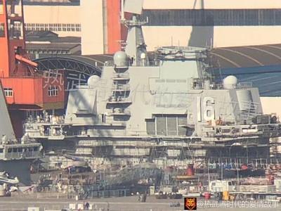 遼寧艦升級後挑戰服役50年