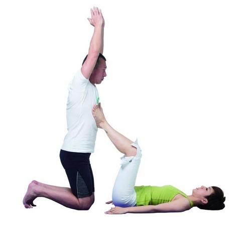 情趣雙人瑜伽