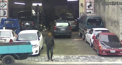 截斷器年偷50車 1輛只賣3萬元