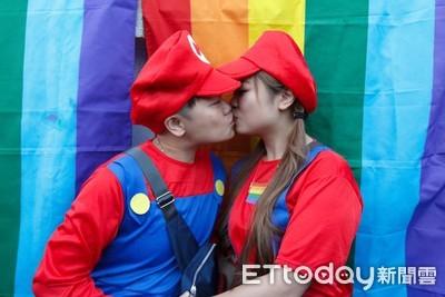 「不論同性異性都是同一國」 網淚謝蘇貞昌:我們可以結婚了