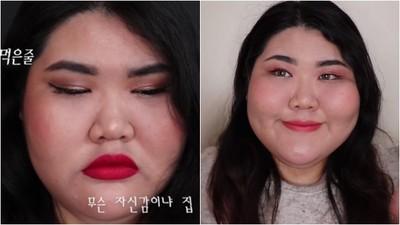 「胖子畫什麼濃妝」美妝Youtuber正面槓上酸民:對我發火的全告!