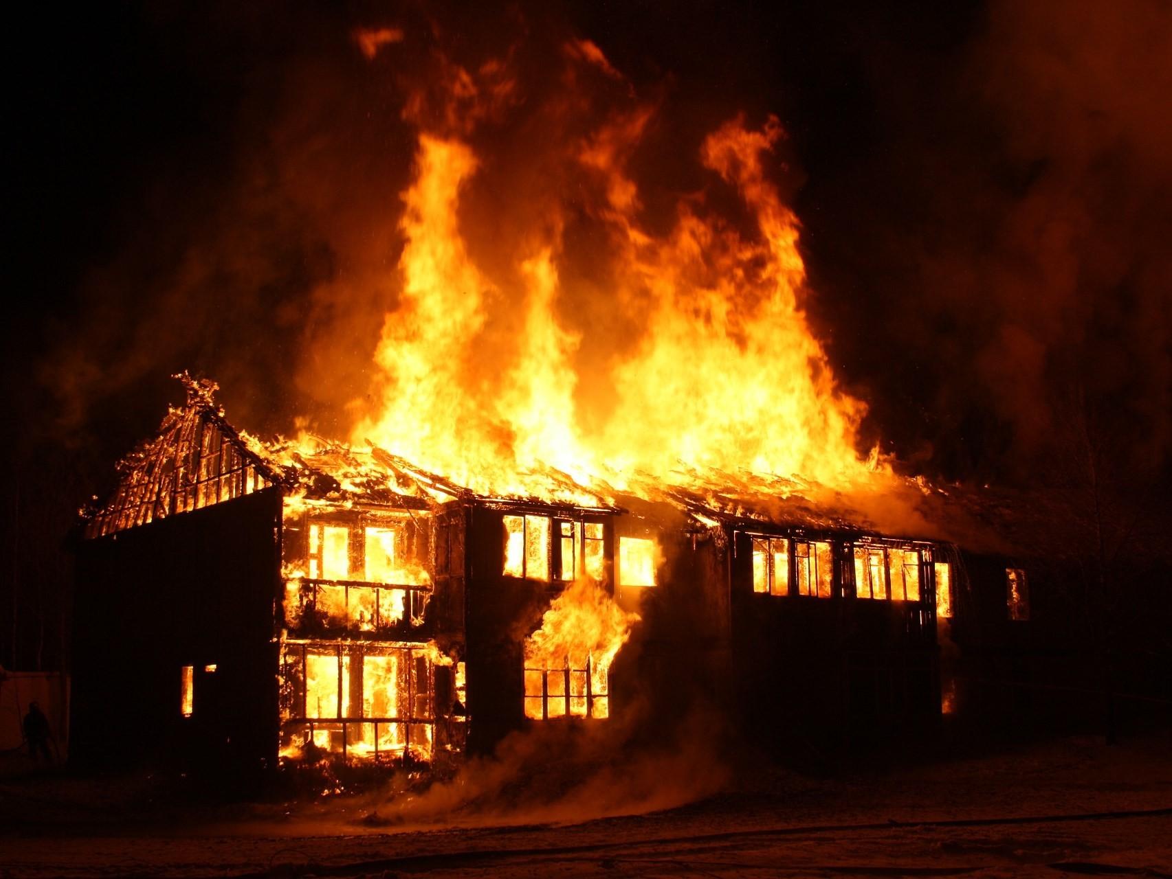 ▲▼火災示意圖。(圖/取自免費圖庫pixabay)