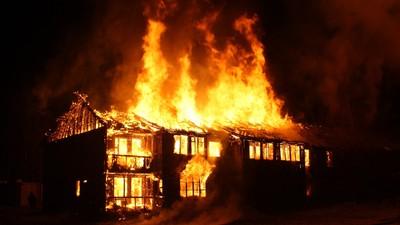 「我就怕蜘蛛啊!」幫父母顧房子驚見黑寡婦 拿噴燈狂燒房子起火
