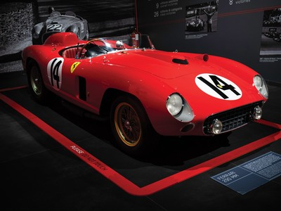 只有4台的Ferrari 預估售價8億