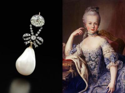 瑪麗皇后珠寶來台 蘇富比將拍賣