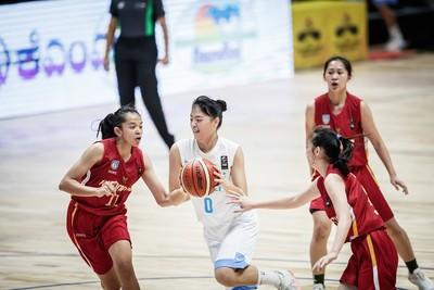 U18亞洲女籃賽 中華抓印尼止敗