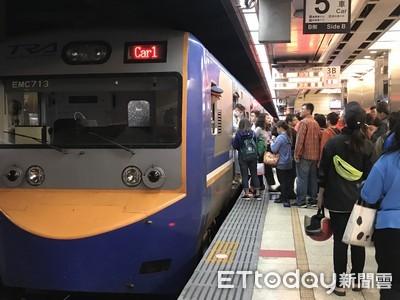 長途尖峰時段秒殺!台鐵16日釋出未取車票