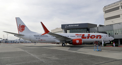 印尼獅航又意外 撞燈柱左翼斷裂