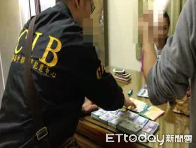 行員當簽賭集團內應 助洗錢2千萬