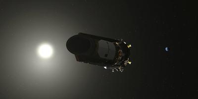 NASA告別克卜勒 9年探索任務結束