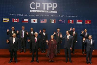 取消95%關稅 CPTPP開啟亞洲大門