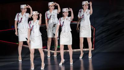 北韓版「少女時代」開唱啦!平壤人搶看牡丹峰 七旬老嫗和孫女搶票