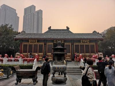 陸「天津天后宮」 與台交流28年