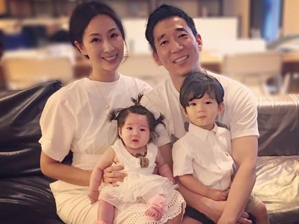 ▲▼隋棠婚後生了一雙兒女,現在還懷著3寶。(圖/翻攝自隋棠Instagram)