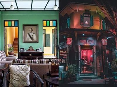 網推曼谷4間質感老屋住宿