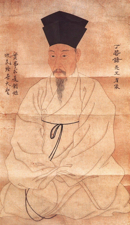 ▲▼丁若鏞(圖/翻攝自維基百科)