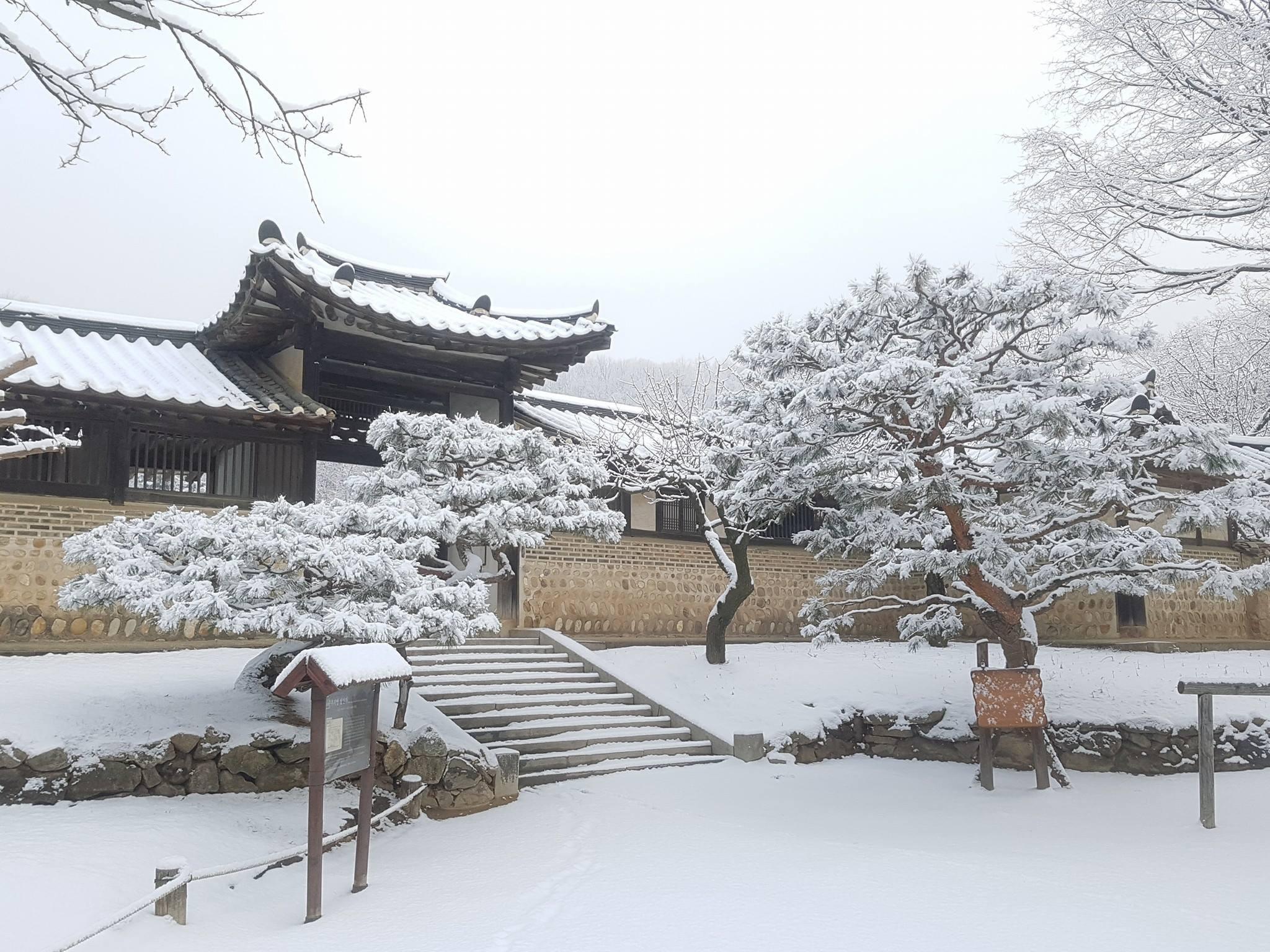 ▲▼朝鮮兩班貴族宅邸(圖/翻攝自韓國民俗村臉書)