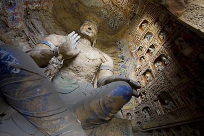 中國山西石刻藝術、古城園林