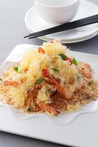 莆田主廚示範新加坡特色料理