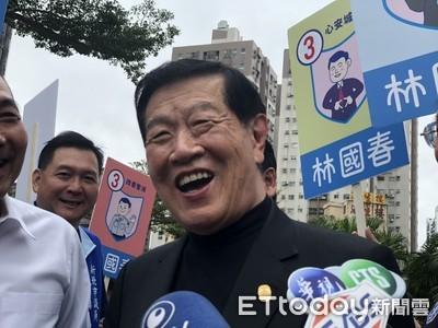 李昌鈺康完婚 甜笑「畫上」鑽戒
