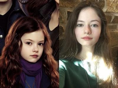 貝拉女兒長大美貌更驚艷!