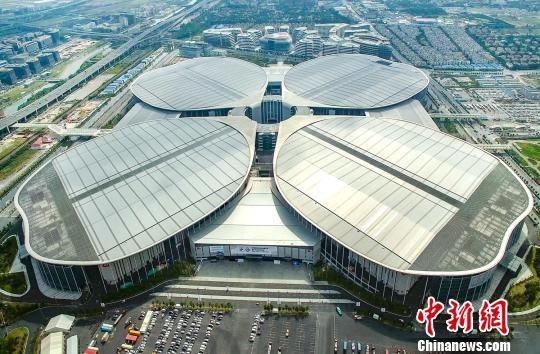 華聞快遞/進博會主場國家會展中心9月將實現5G網路全覆蓋