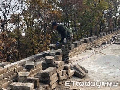 撫寧段長城城磚被盜警發19萬懸賞
