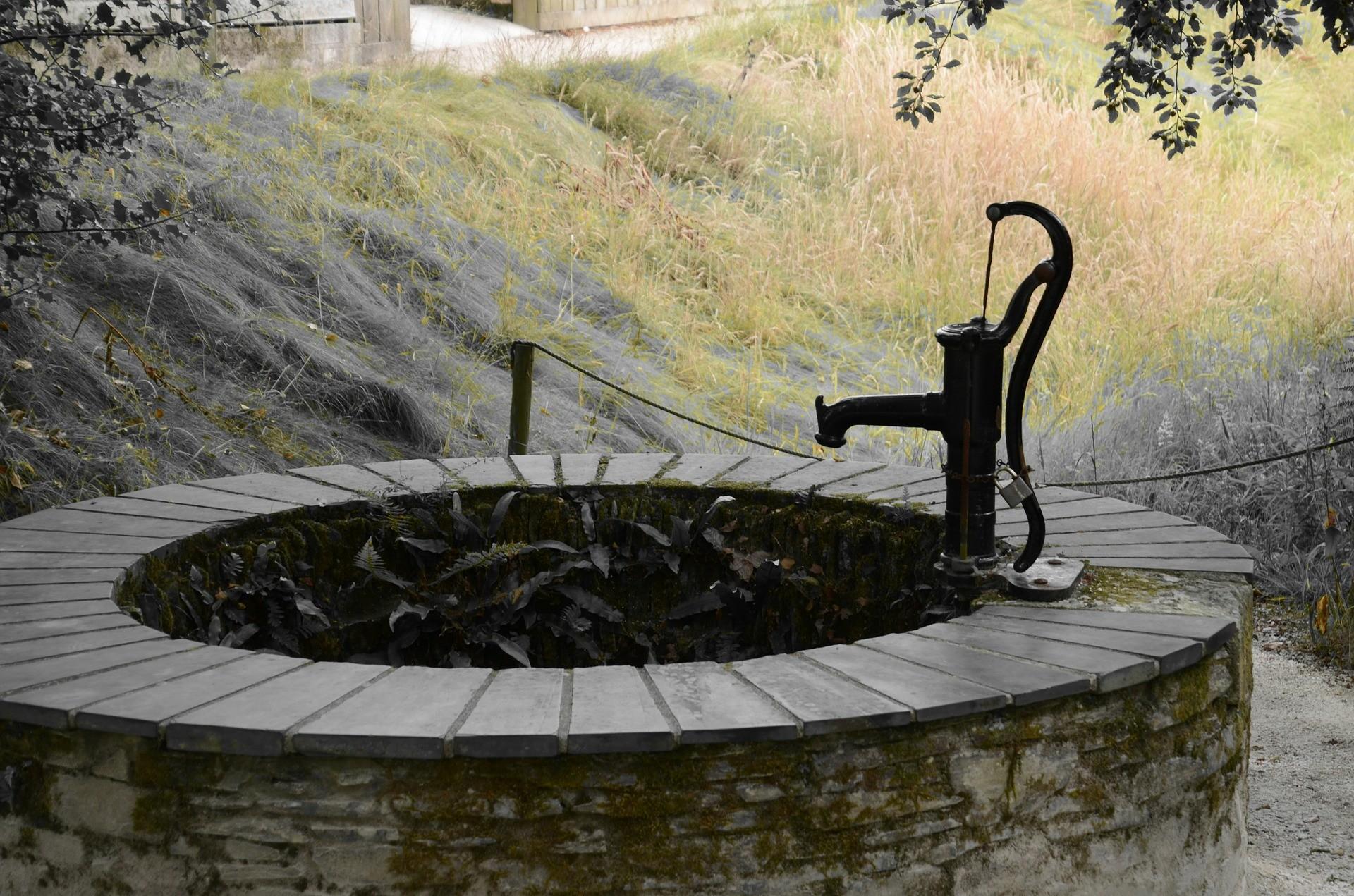 ▲▼水井(圖/Pixabay)