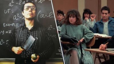 拿菜刀進教室!美國超狂數學老師 送放牛班學生進哈佛耶魯