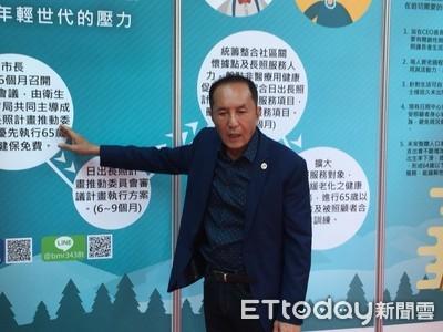 快訊/台南市長選舉 林義豐承認敗選