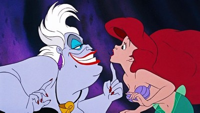 迪士尼反派在現代會怎樣?灰姑娘後母要關12年、烏蘇拉下半生牢裡過