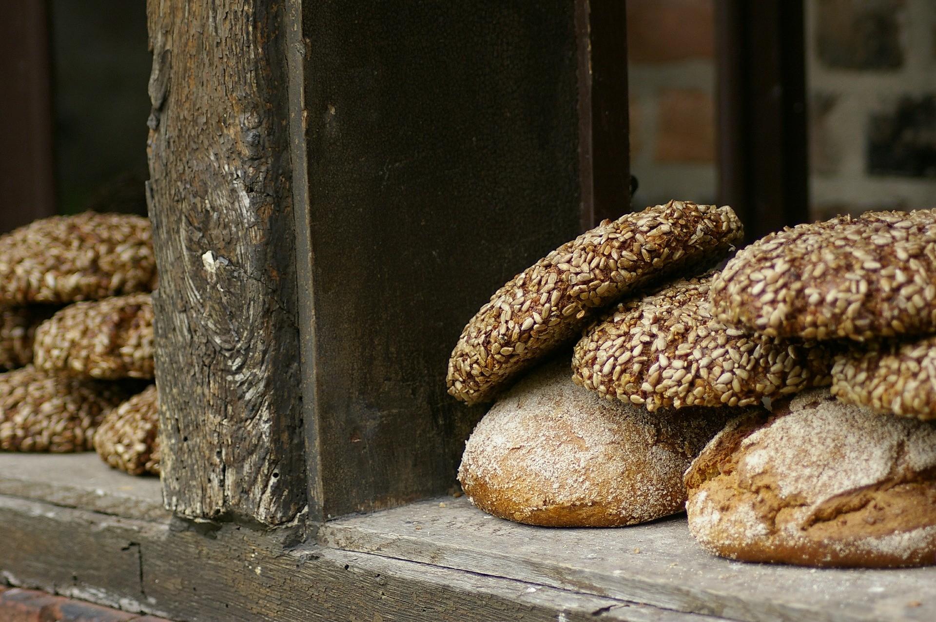 ▲麵包,漫遊古英國。(圖/取自免費圖庫pixabay)