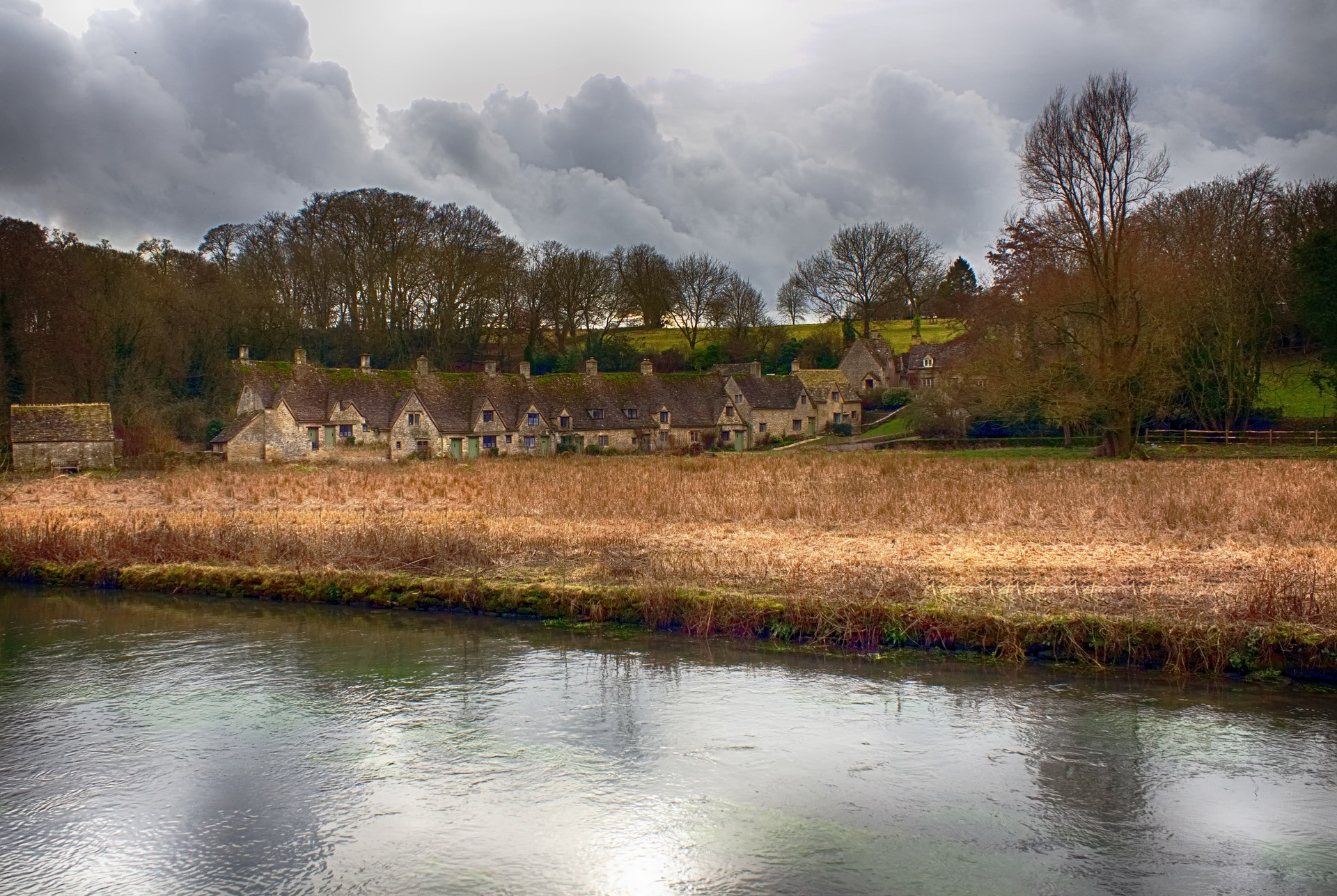 ▲漫遊古英國。(圖/取自免費圖庫pixabay)