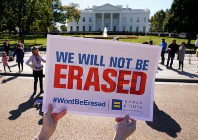 禁跨性別者入伍 美政府要求法院加速審理