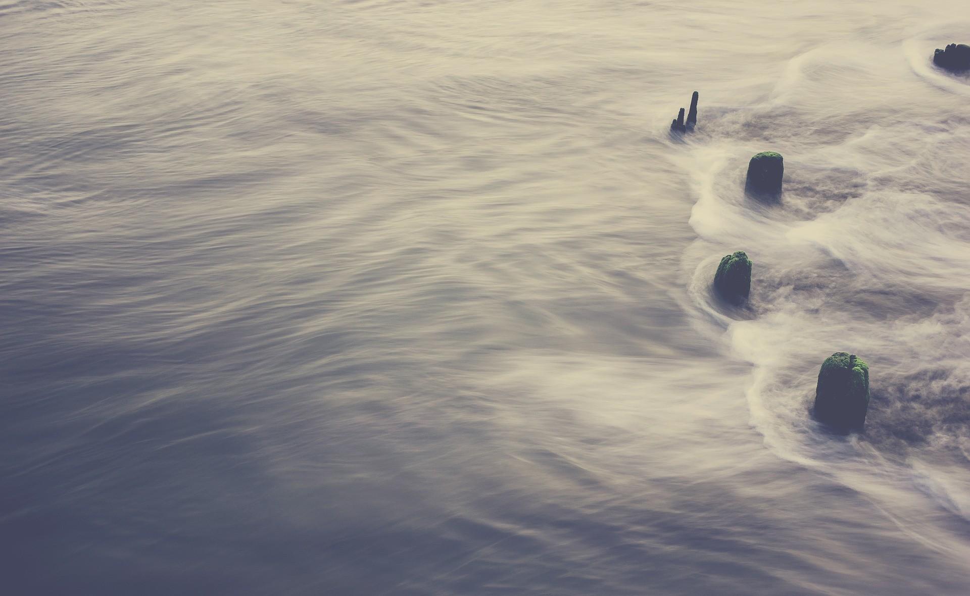 ▲水流聲 。(圖/取自免費圖庫pixabay)