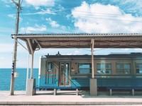日本秘境「下灘車站」像穿越到異世界!神隱少女水中鐵道也在這