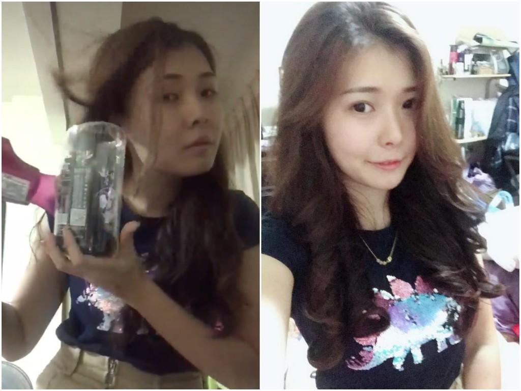 ▲寶特瓶吹髮。(圖/美妝公社)