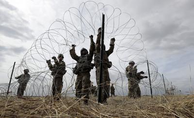 美國華裔軍人:我也是非法移民