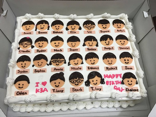 ▲▼超強媽咪親手做生日蛋糕,萬人看完全跪了。(圖/翻攝Costco好市多 商品經驗老實說)