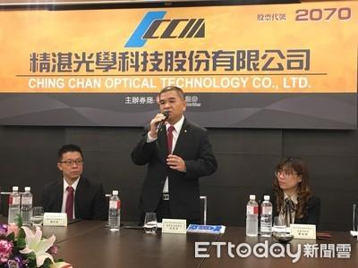影/從蘋果手機到波音飛機 都少不了的台灣光學篩選機大廠