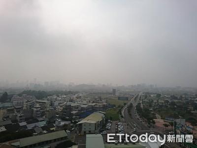 台中市緊急預告「空汙警報連3天」