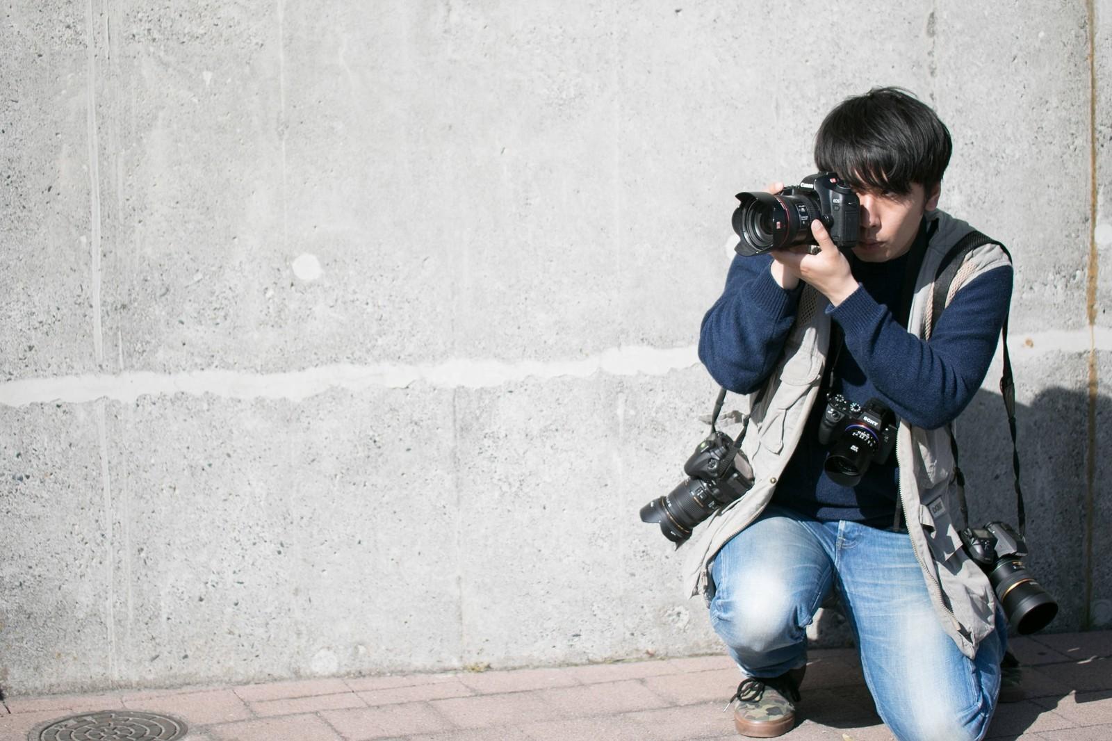 ▲▼攝影師。(圖/免費圖庫pakutaso)