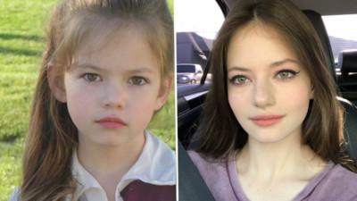《暮光之城》女兒長大了!晉升迪士尼女主角 戲裡戲外都仙氣逼人