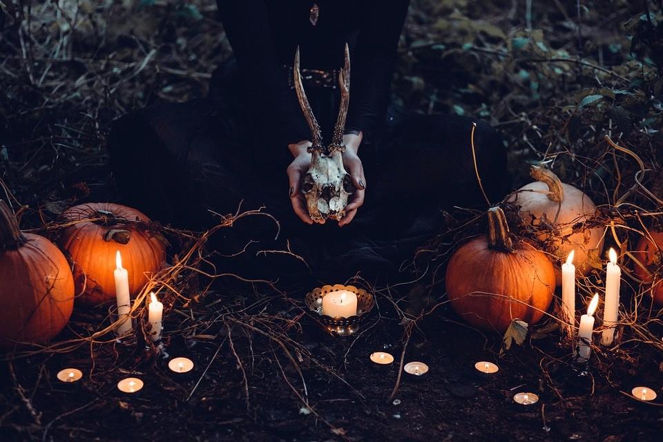 ▲▼萬聖節,怪異,恐怖。(圖/取自免費圖庫pixabay)